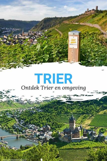 Trier en omgeving: maak de mooiste dagtrips vanuit Trier, Duitsland | Mooistestedentrips.nl