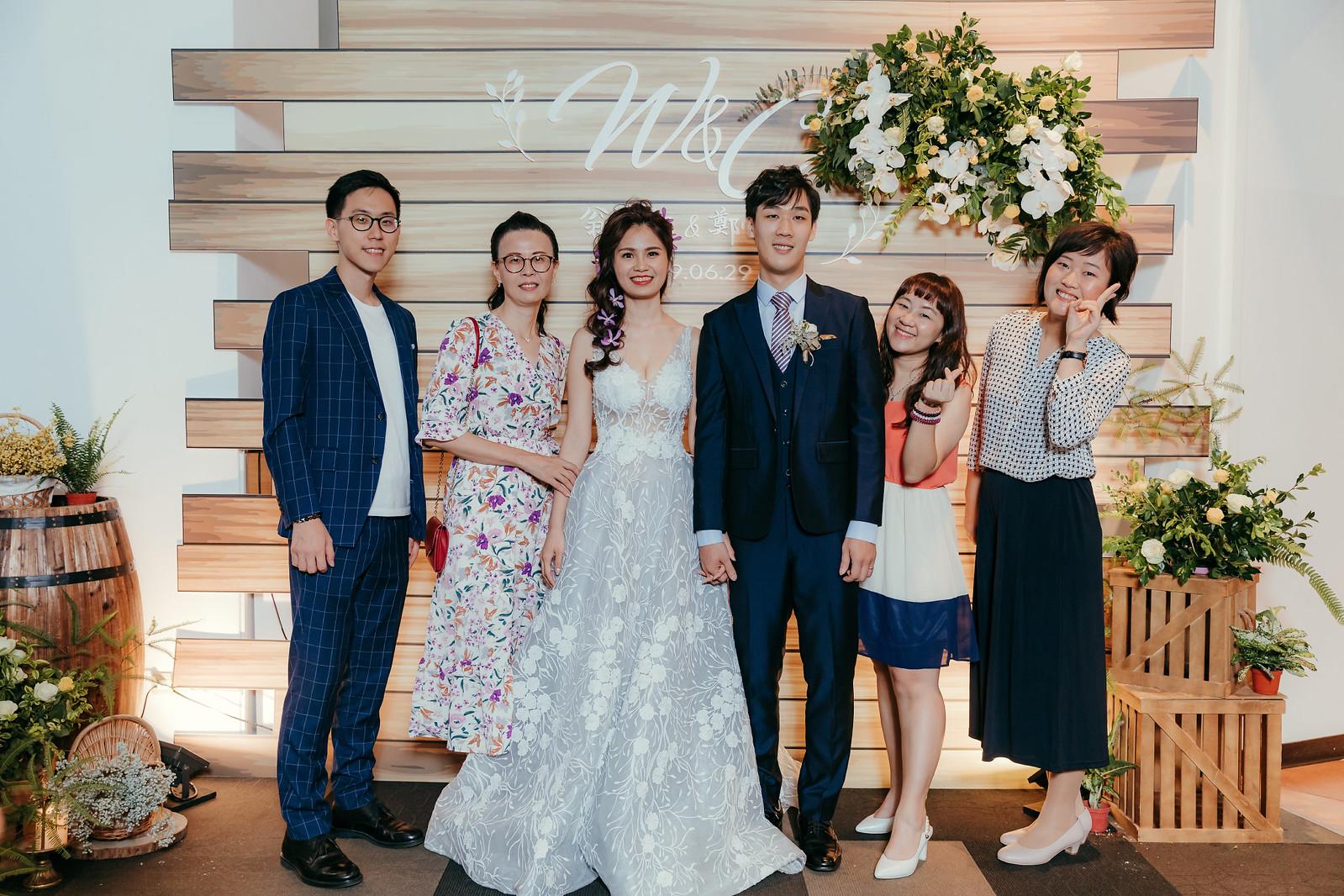 [婚攝] 偉翔 & 心怡 LivingOne 明達館 婚禮精選