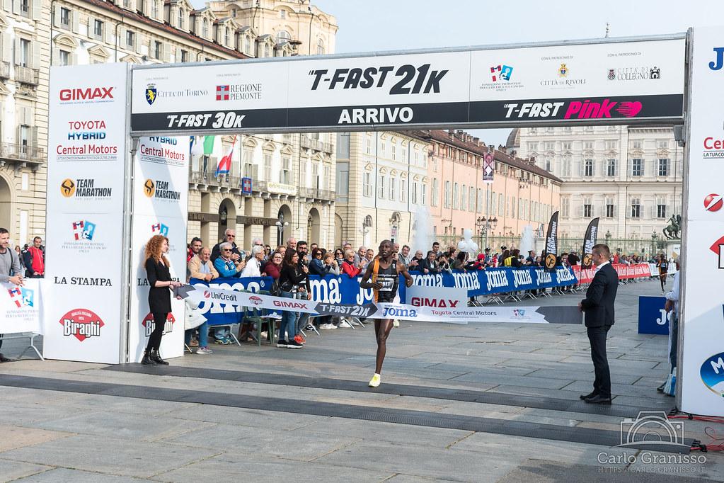 T-Fast run Torino - WINNER
