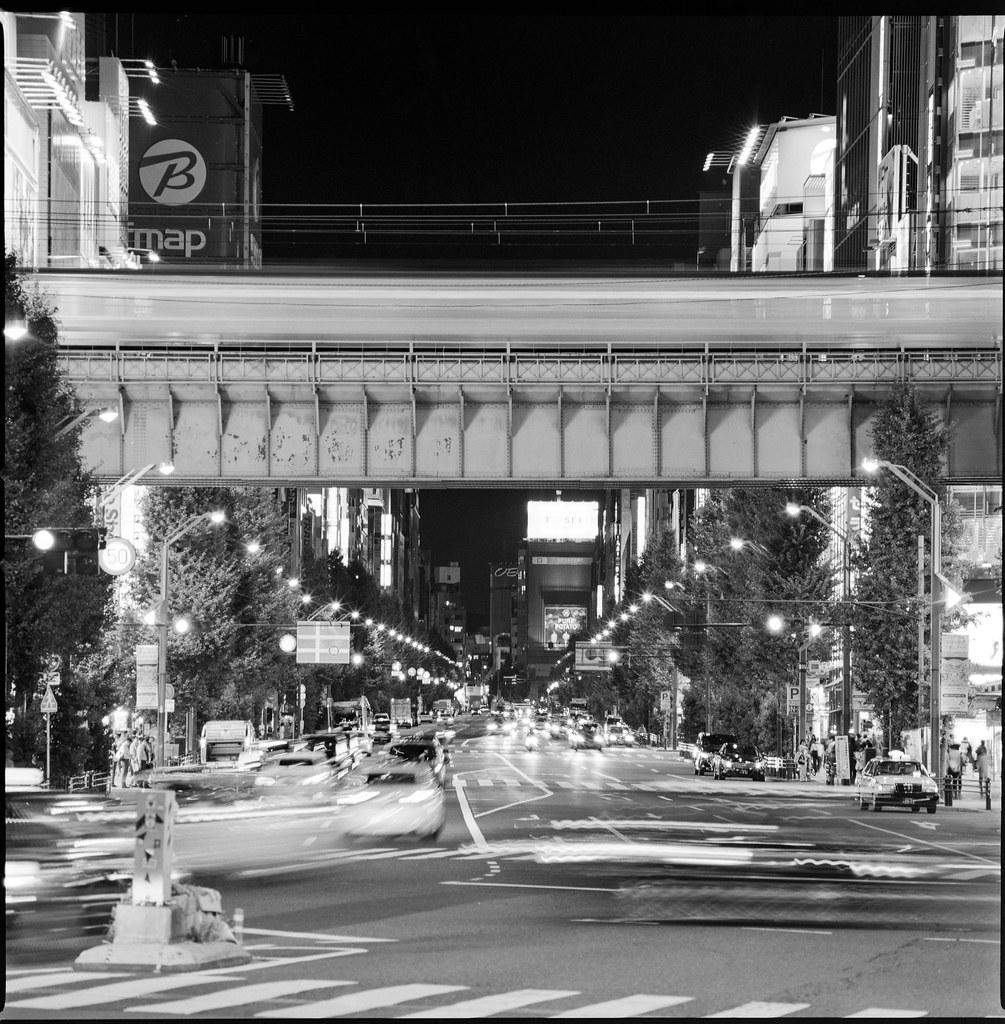 [写真]秋葉原 夜景