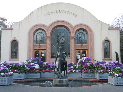 The Conservatory and the