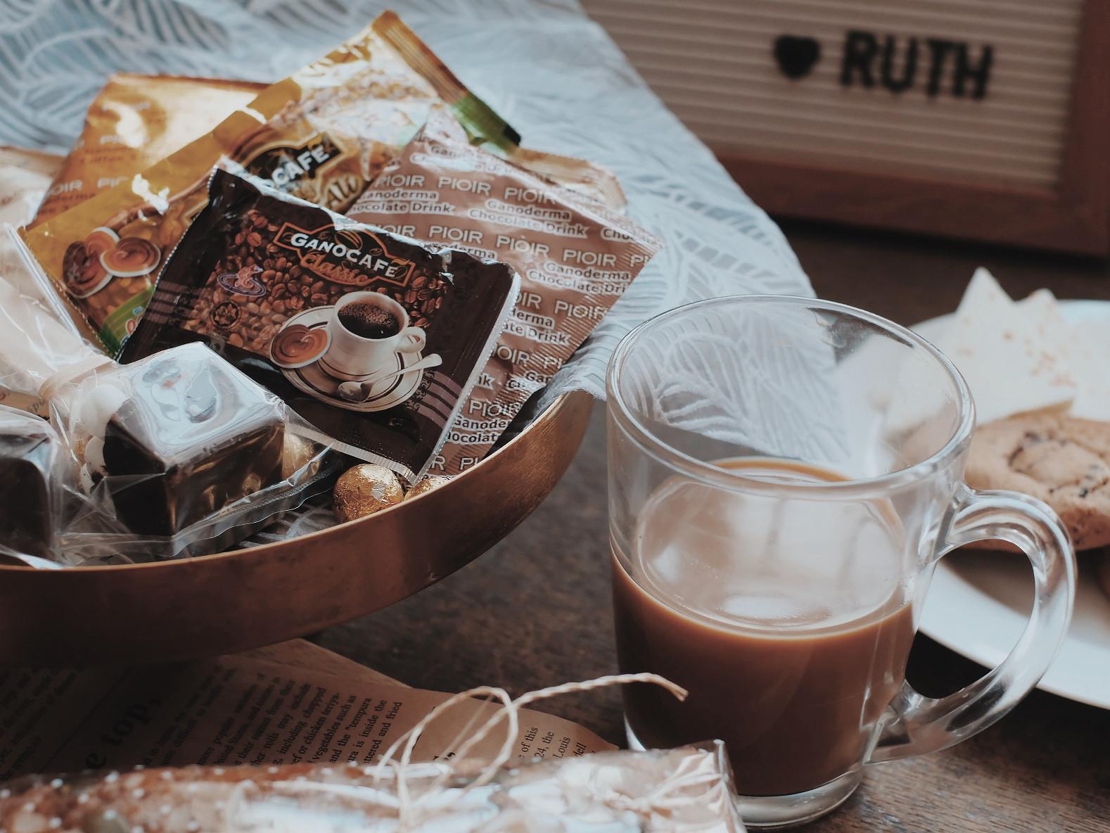 Gano Cafe Ginseng Tongkat Ali
