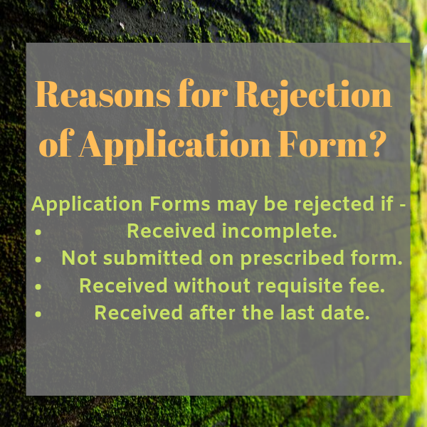 AMU Application Form Status 2020