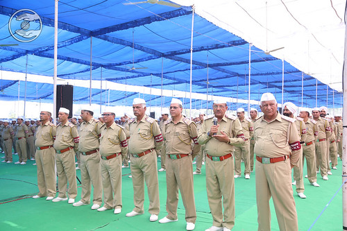 Central Sewa Dal Adhikaries