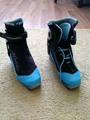 běžkařské boty Madshus METIS RPU - titulní fotka