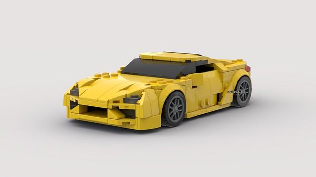 Render - Lexus LFA