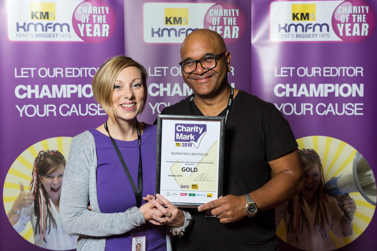 KM Charity Team Forum 2019