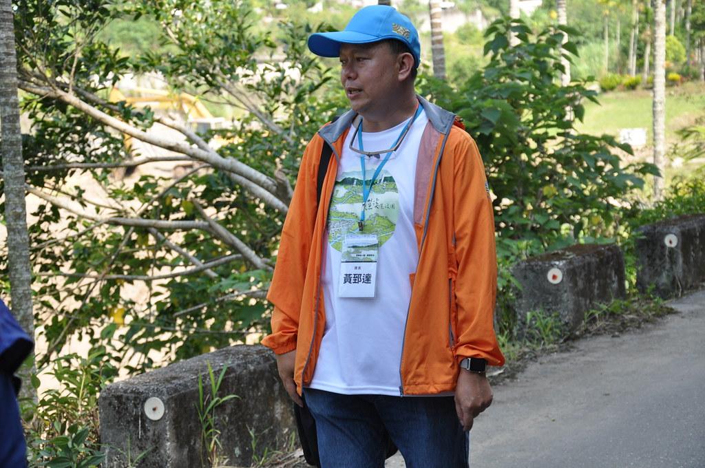 第九河川局科長黃郅達說,水利工程師也從當地居民學到很多教科書沒有的知識。孫文臨攝