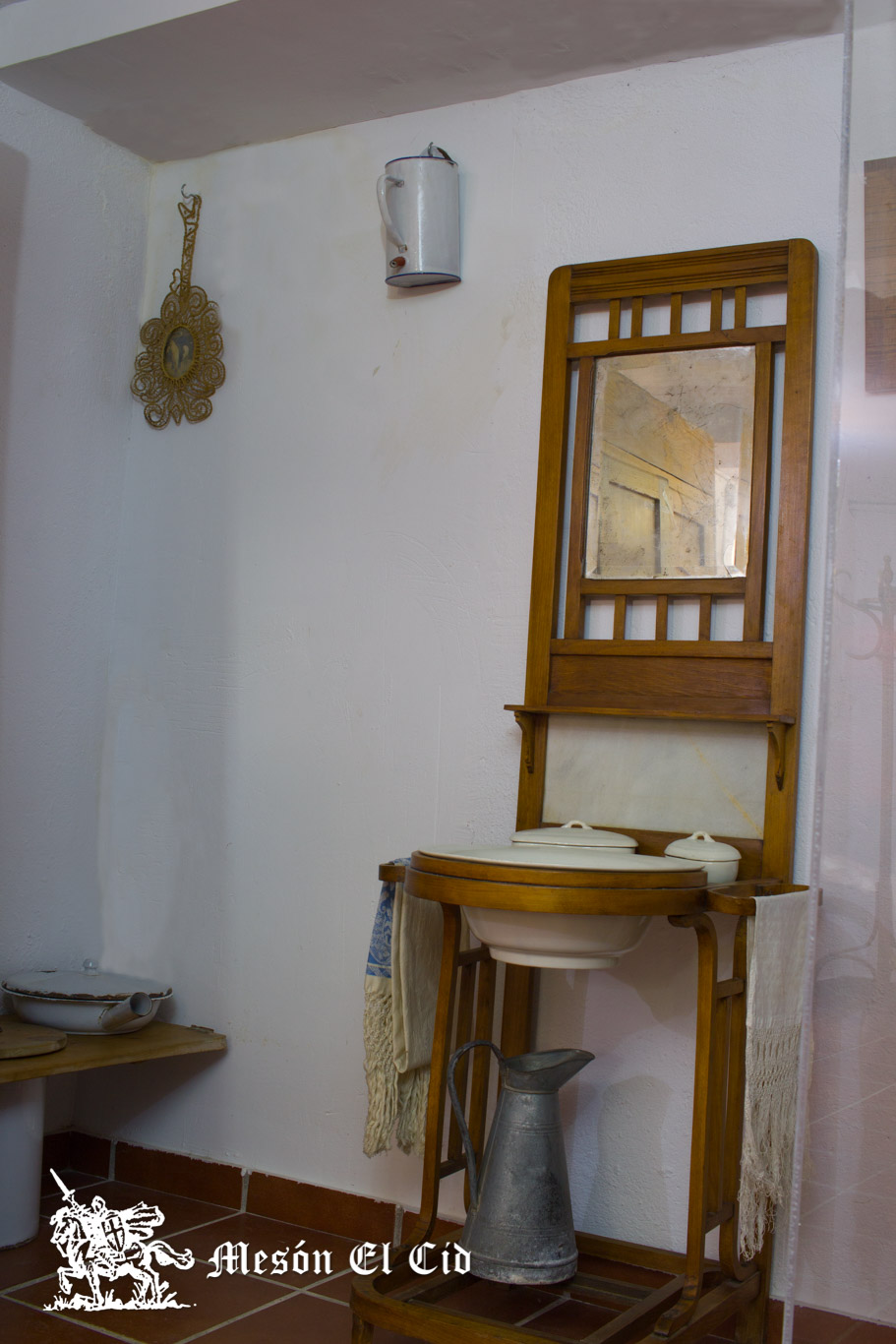 Dormitorio de siglo XVIII- XIX