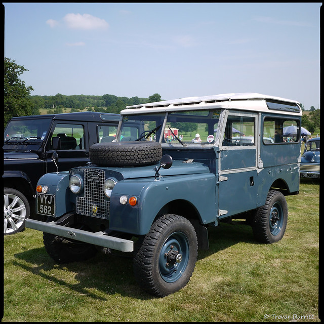 Land Rover Series 1 P1010069