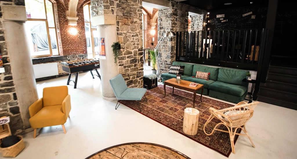 Goedkoop hotel in Luik: Liège Youth Hostel | Mooistestedentrips.nl