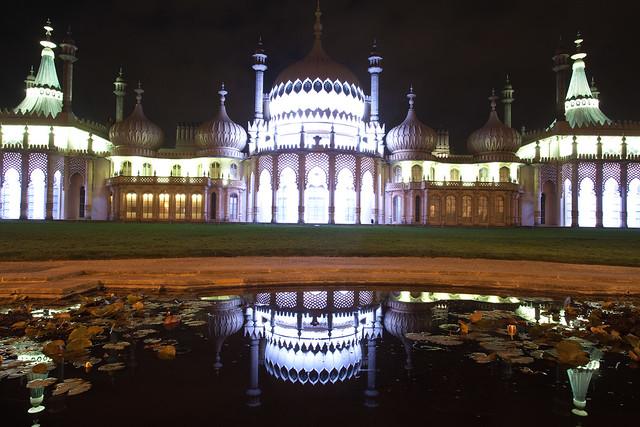Royal Pavilion Sussex