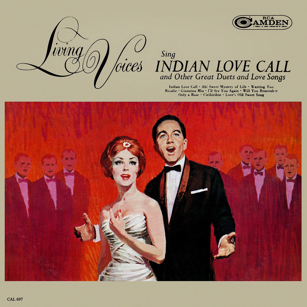 Living Voices - Indian Love Call