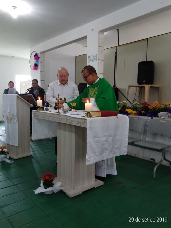 Sociedade de São Vicente de Paulo faz Festa Regulamentar com missa dedicada ao Padroeiro