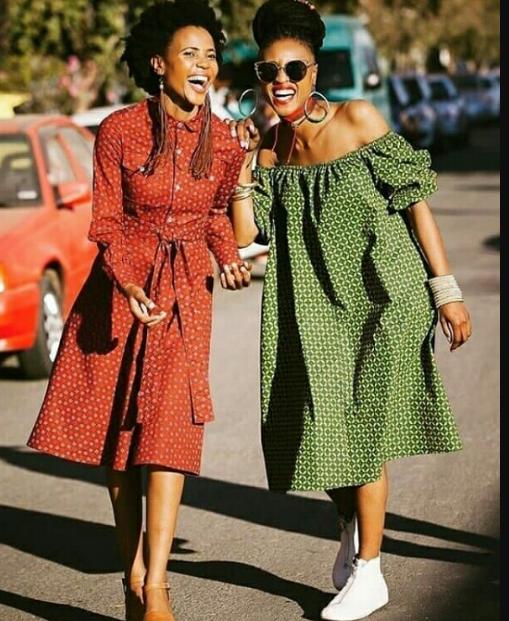 Latest shweshwe fashion