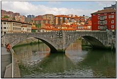 San Antongo zubia, Bilbo (Bizkaia, Euskal Herria)