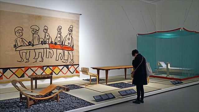 Charlotte Perriand au Japon (Fondation Vuitton, Paris)