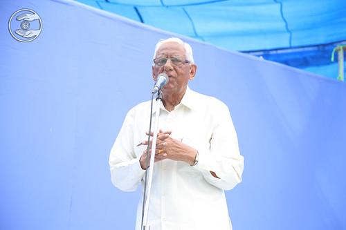 VD Nagpal, Member Incharge Sewa Dal