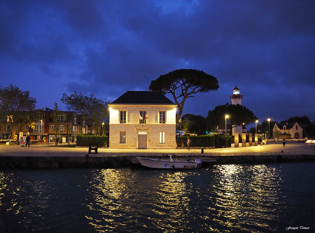 Le bureau du port de La Rochelle