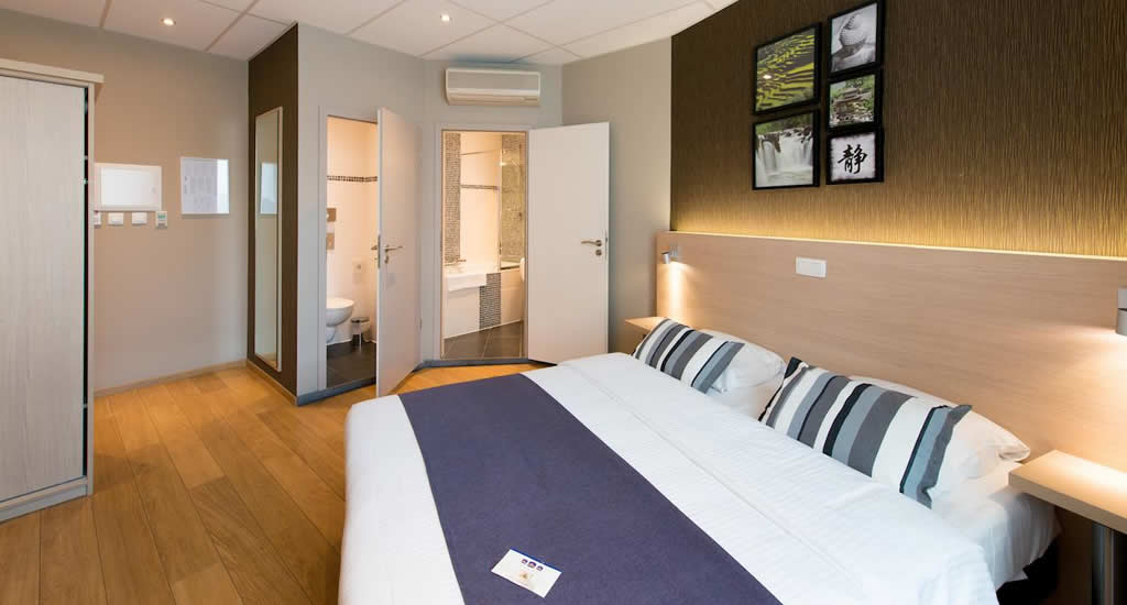 Hotel in Luik: Universe Hotel | Mooistestedentrips.nl