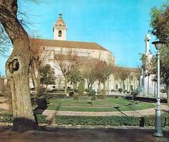 Plaza del Prado, Catedral y Cruz de los Caídos