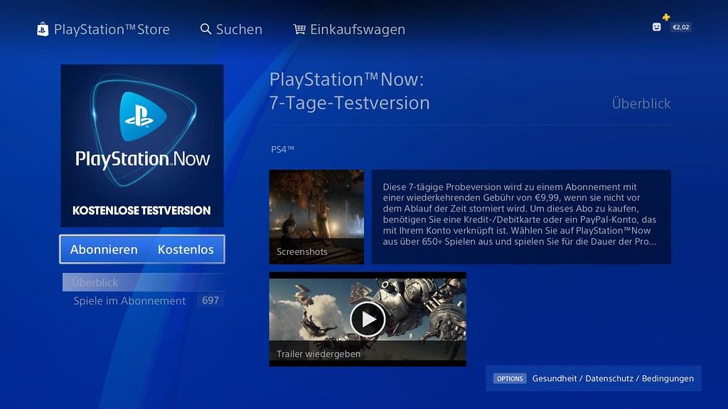 48858779407 85767fb19f b - Playstation Now: So einfach richtet ihr den Spiele-Service auf PS4 und PC ein