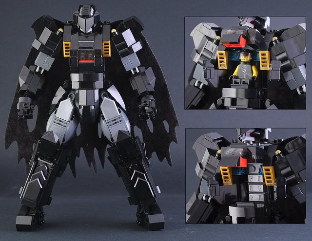 "Lego FA-12 ""Berserk mech"""
