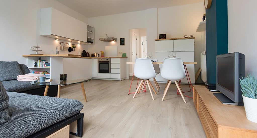 La petite Naimette, appartement in Luik | Mooistestedentrips.nl