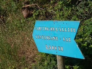 2,500 km to the campsite - Chemin de Stevenson-2018-D6-03