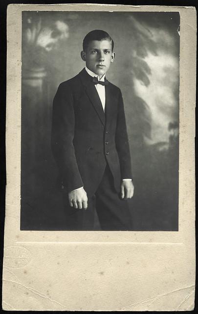 Archiv T716 Zum Andenken, Bruder Peps, 1925