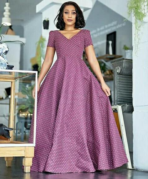 shweshwe dress 2020