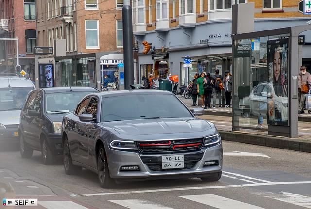 Dodge Charger SXT Plus Rallye Amsterdam Nederland 2019
