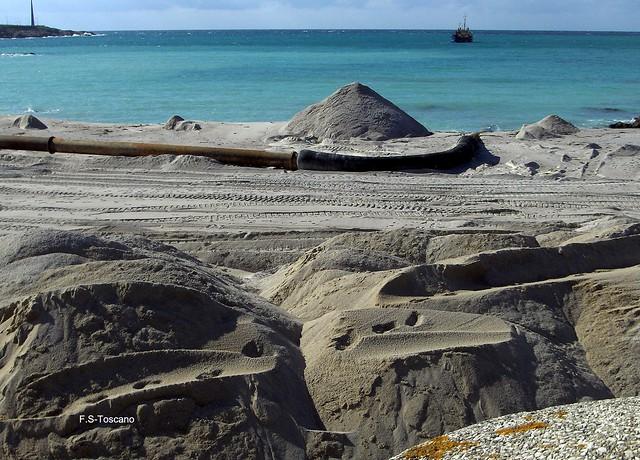 Playa de Riazor. Remodelación en 2010. 2.