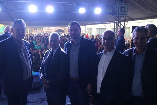 04/10/2019 Solenidade de Inauguração do Centro de Oncologia do Grupo Hospitalar Santiago
