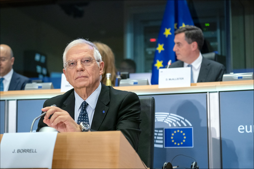 Hearing of Josep Borrell, High Representative / Vice President-designate, A stronger Europe in the World
