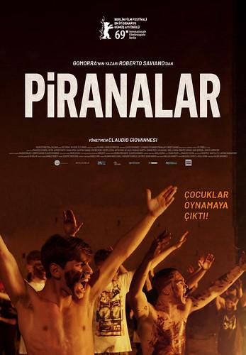 Piranalar - La Paranza Dei Bambini (2019)
