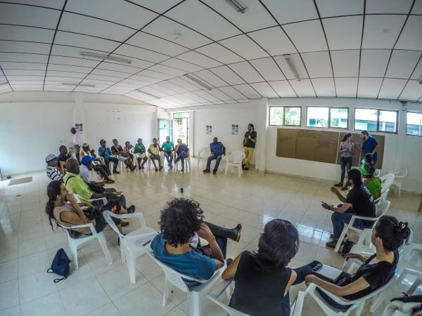 Puerto Gaviotas, Calamar, Guaviare