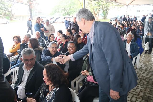 04/10/2019 Cerimônia Entrega 720 Habitações em Porto Alegre - Min. Desenvolvimento Regional