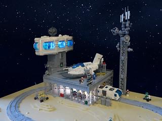Theta Out-Station, Planet Duplovia