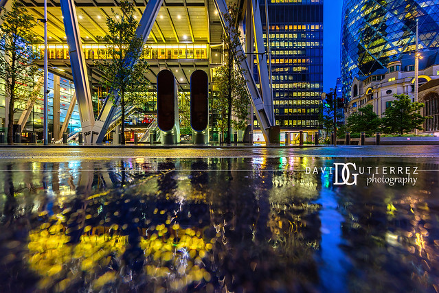 Urban Elements - London, UK