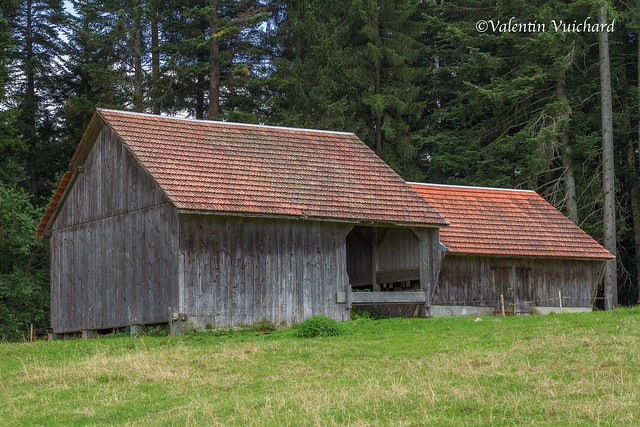 SF-IMG_4814 - Old barn, en Citard, Gruyère region - Switzerland