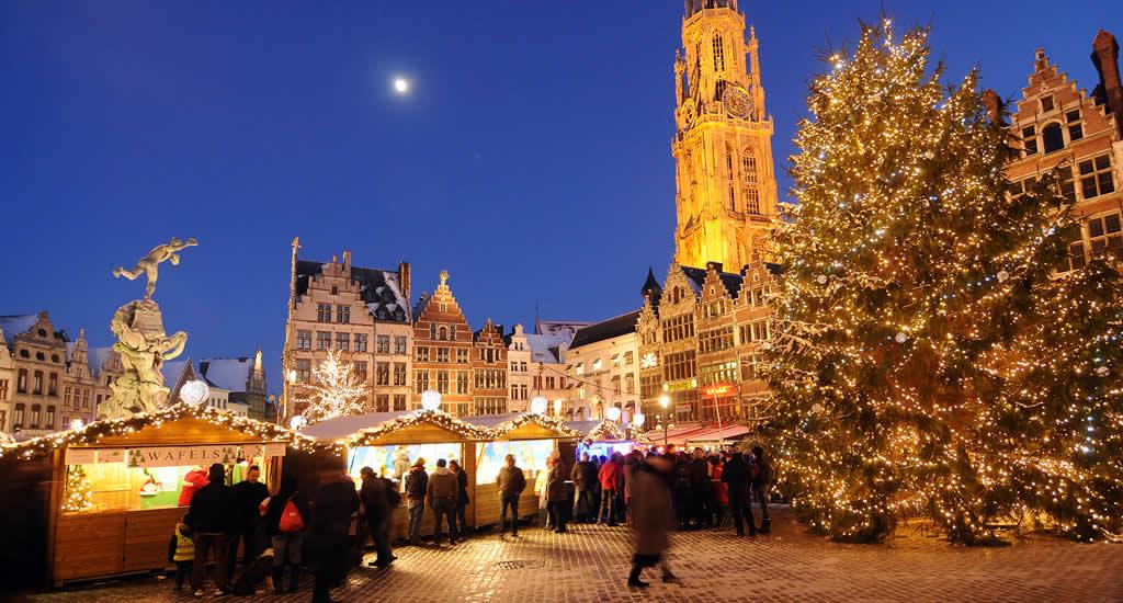 Kerstmarkt Antwerpen: bekijk de tips | Mooistestedentrips.nl