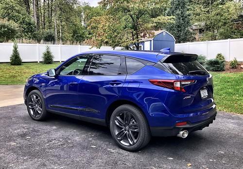 2020 Acura RDX SH-AWD A-Spec Photo