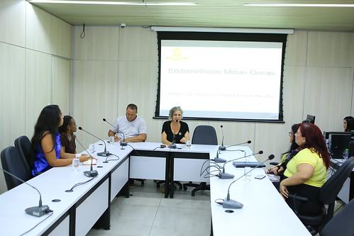 Reunião com convidados para discutir sobre os assuntos compreendidos no campo temático desta comissão - 23ª Reunião Ordinária - Comissão de Mulheres