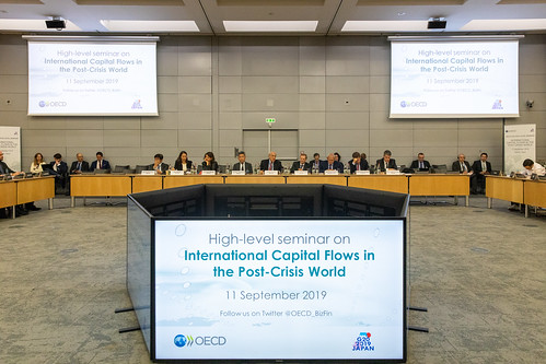 2019 High-level policy seminar on codes - integration or fragmentation? International capital flows in the post-crisis world