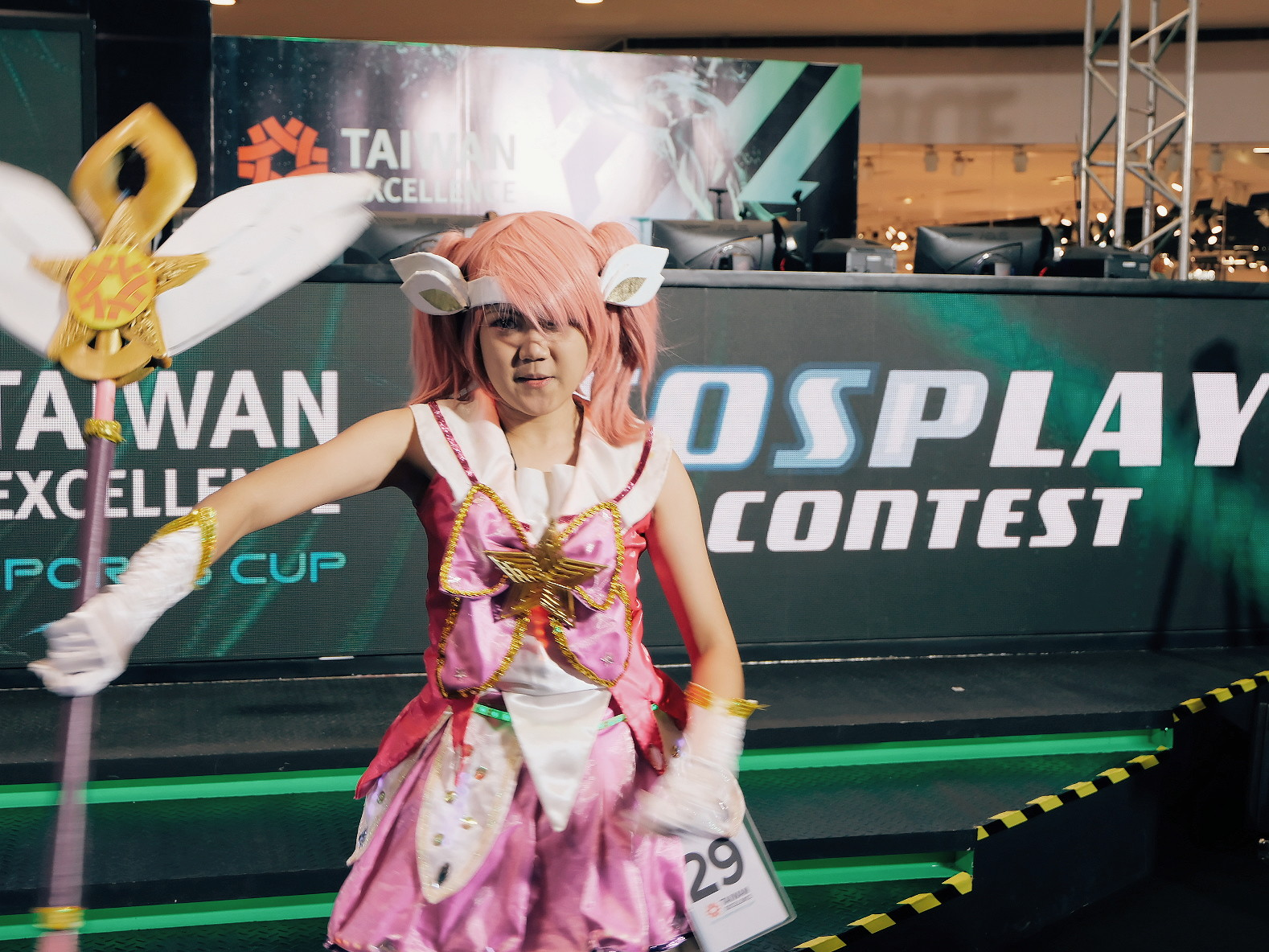 cosplay competition taiwan excellence