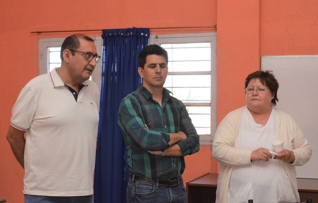 2019-10-07 SALUD: Primer Aniversario Guardia CAPS Encón