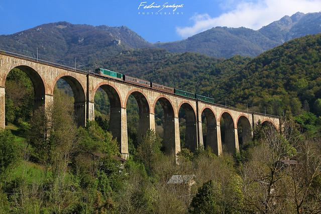 FS D445.1011 - Vernante - 40 Anni Cuneo-Ventimiglia