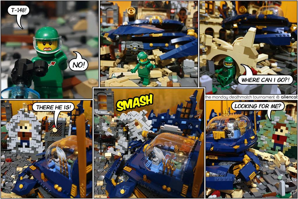 The Monday Deathmatch Tournament - Page 77