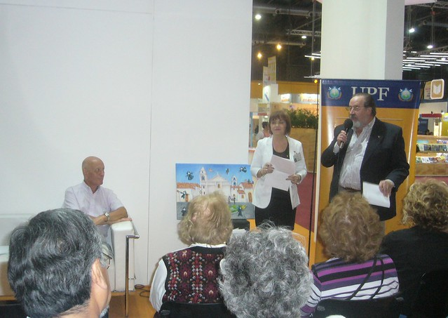 Argentina-2015-04-24-UPF-Argentina at International Book Fair